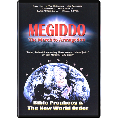 Megiddo - The March to Armageddon DVD