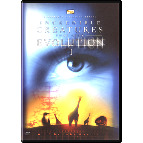 Incredible Creatures that Defy Evolution Part I DVD
