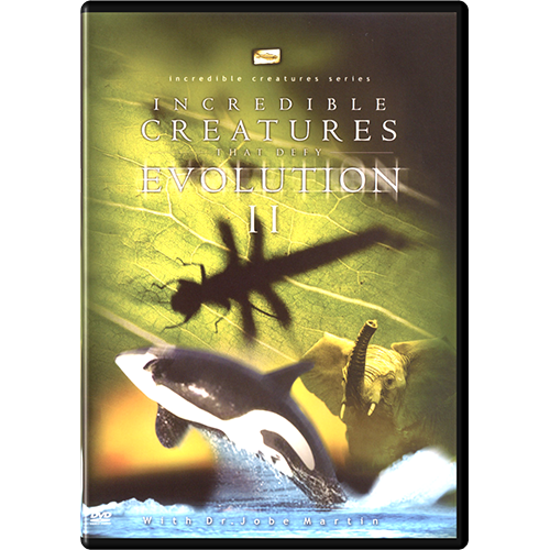 Incredible Creatures that Defy Evolution Part II DVD