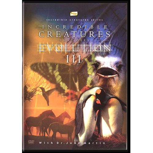 Incredible Creatures that Defy Evolution Part III DVD