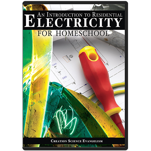 An Introduction to Electricity DVD