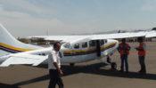 Nazca Airplane