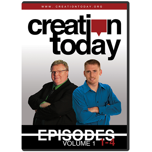 The Creation Today Show: Vol 1, Episodes 1-4