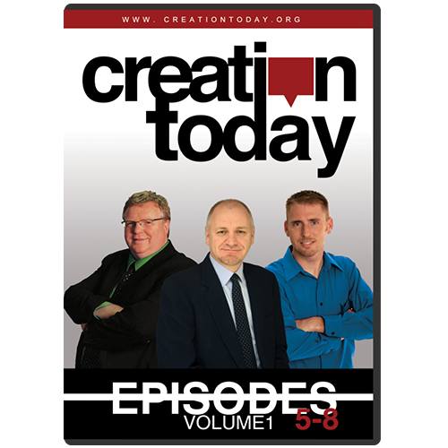 The Creation Today Show: Vol 1, Episodes 5-8