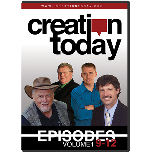 The Creation Today Show: Vol 1, Episodes 9-12