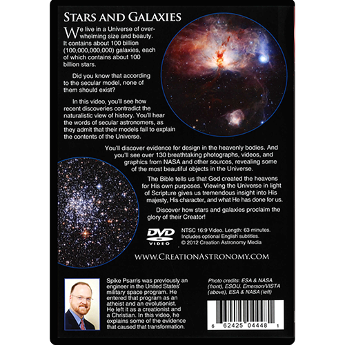 What You Aren't Being Told About Astronomy (Vol II): Our Created Stars and Galaxies back