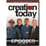 The Creation Today Show: Vol 2, Episodes 13-16