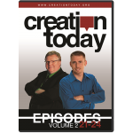 The Creation Today Show: Vol 2, Episodes 21-24