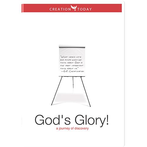 God's Glory Message DVD