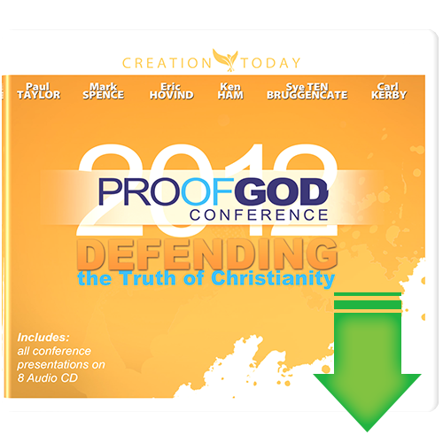 Proof of God Conference (MP3 Download)