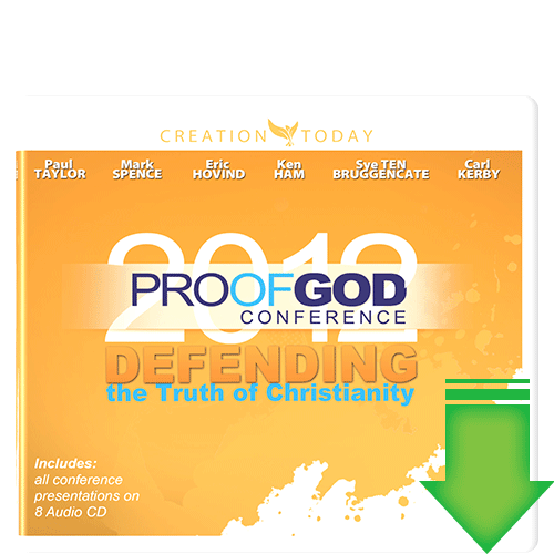 Proof of God 2012 Conference (Audio Download)