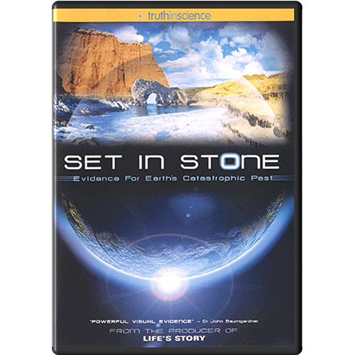 Set in Stone: Evidence For Earth's Catastrophic Past