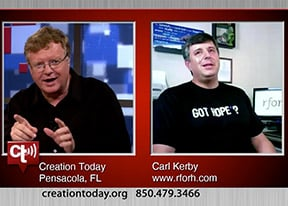 Creation Today Show, Episode 19