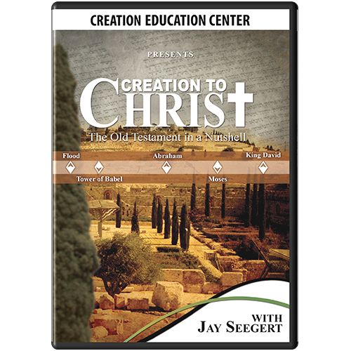 Creation to Christ: The Old Testament in a Nutshell