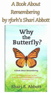Why the Butterfly Book
