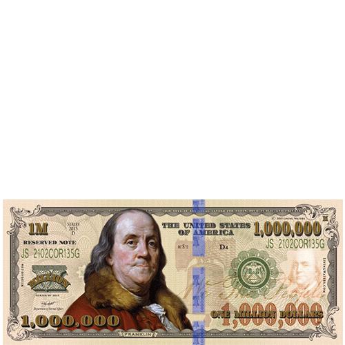 Million Dollar Bill Tract