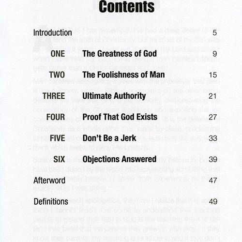 How to Answer the Fool: A Presuppositional Defense of the Faith DVD Study Guide page 1