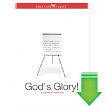 God's Glory Message (Video Download)