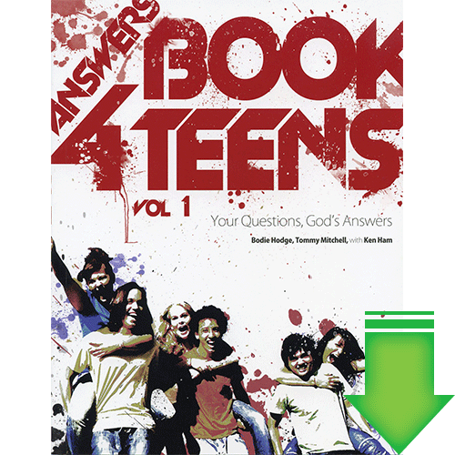 Answers Book for Teens Volume 1 eBook