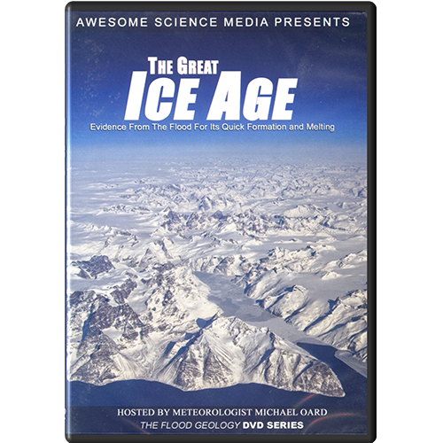 The Great Ice Age DVD