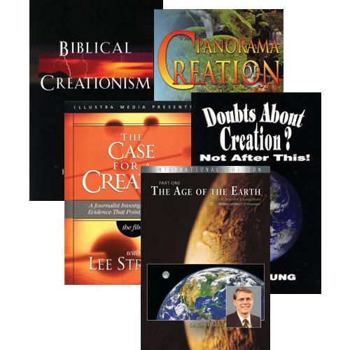 Focusing on Creation Beginner's Package
