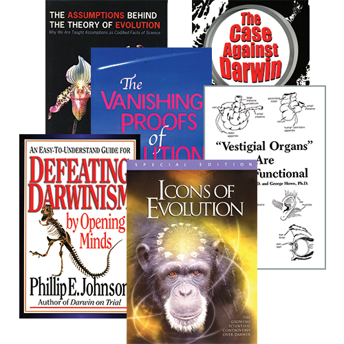 Refuting Darwinism Package