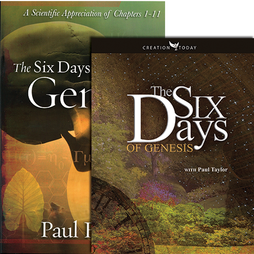 the six days of creation pdf