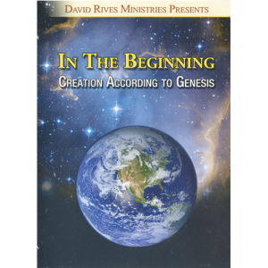 In The Beginning: Creation According to Genesis DVD
