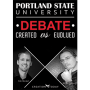 Portland State University Debate-Created vs Evolved DVD 1