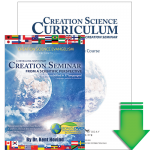 Dr. Kent Hovind's Creation Science Curriculum Package