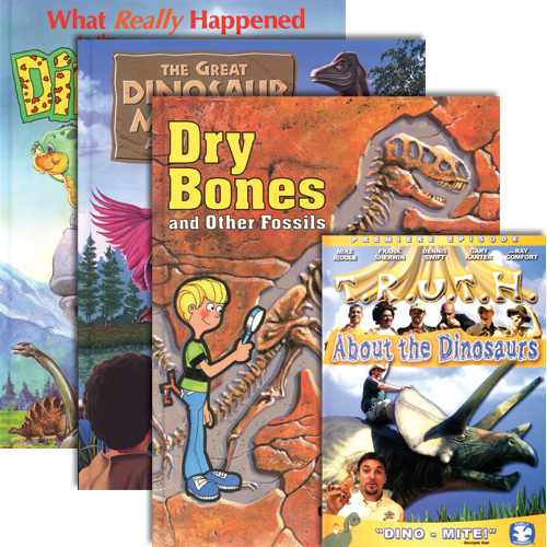 What Happened to the Dinosaurs Package