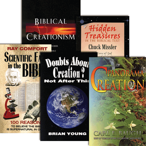 Creation Beginning Study Book Package