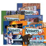 The Answers for Kids Package (Volumes 2-6)