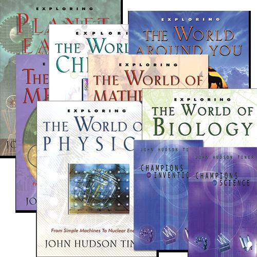Homeschool Book Package