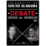 University of South Alabama Debate Creation vs Naturalism DVD