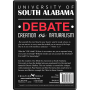 University of South Alabama Debate Creation vs Naturalism DVD back