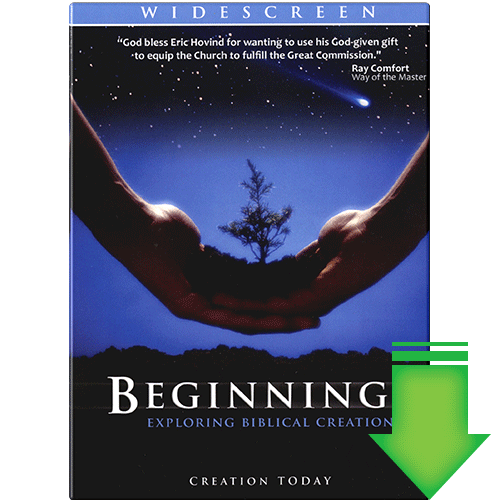 Beginnings: Exploring Biblical Creation Package (Video Download)