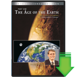 Creation Seminar Part 1 The Age of the Earth (Video Download)