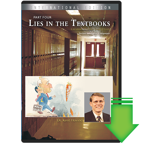 Lies in the Textbooks (Video Download)