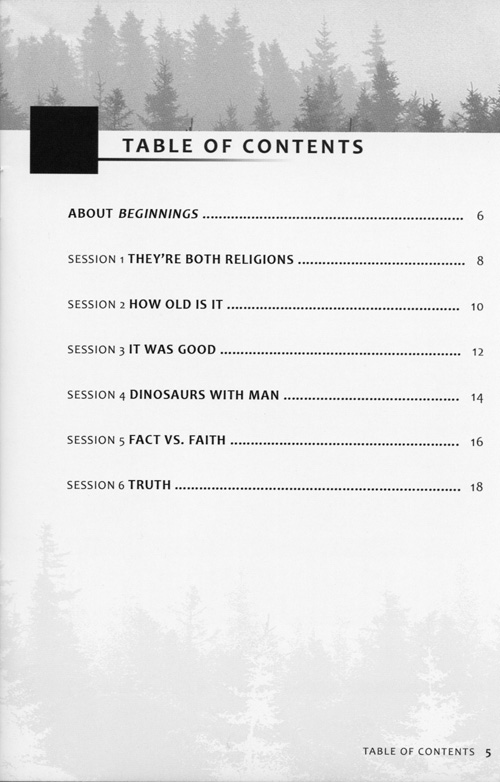 Beginnings Leader Guide eBook