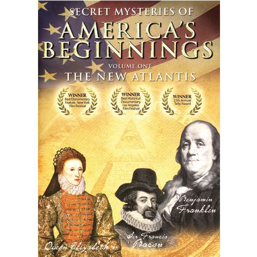 Secret Mysteries of America's Beginnings Volume 1 DVD
