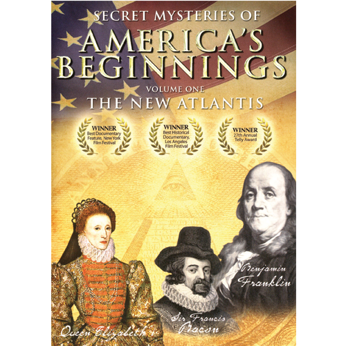Secret Mysteries of America's Beginnings Volume 1 DVD