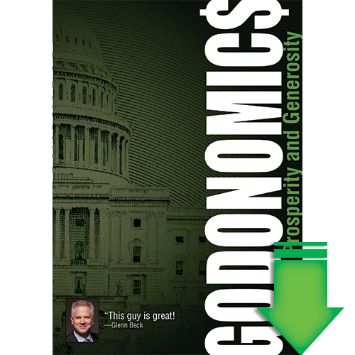 Godonomics (Session 6) What Would God Say to the I.R.S.? (Video Download)