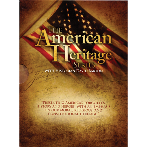 The American Heritage Series DVD Set