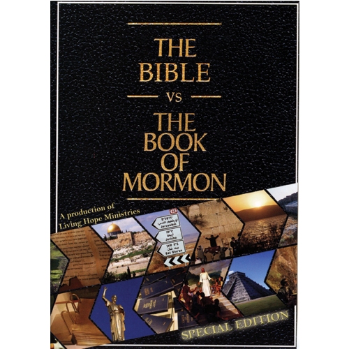 The Bible vs. The Book of Mormon DVD