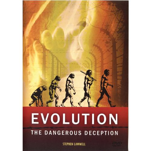Evolution: The Dangerous Deception DVD