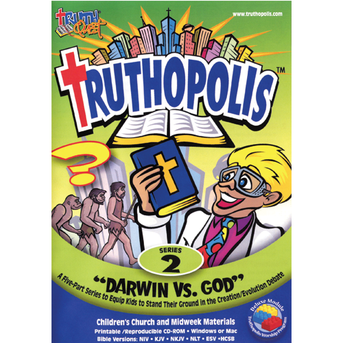 Truthopolis: Darwin vs. God (Series 2)