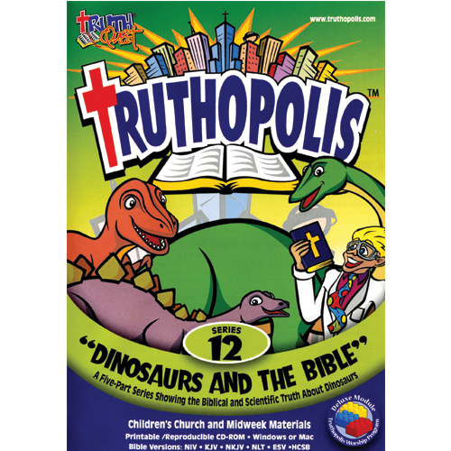 Truthopolis: Dinosaurs and the Bible (Series 12)