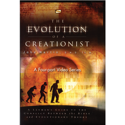 The Evolution of a Creationist: A Four part Video Series