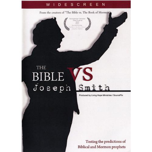 The Bible vs. Joseph Smith DVD